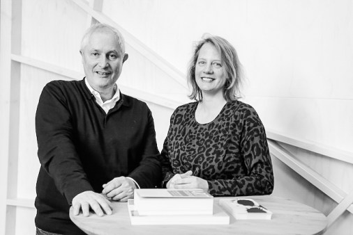 Rainald Schumacher and Nathalie Hoyos