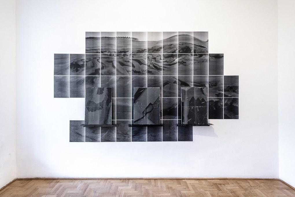 Mark Fridvalszki, Hagere Geometrie-05, 2016 © Chimera-Project Gallery, Budapest, Hungary