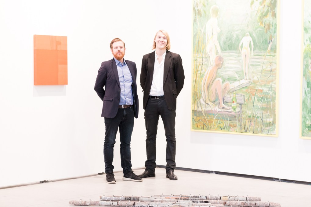 Nils Petersen and David Schlechtriem