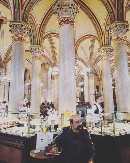 caffè central vienna
