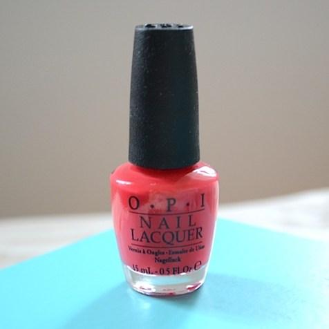 6 Douglas Box of Beauty OPI Nail Lacquer