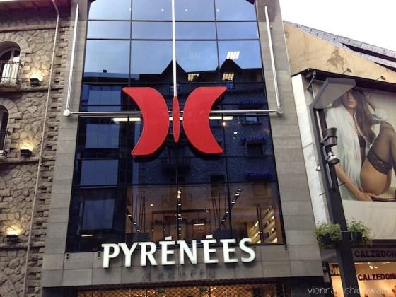 11 Shopping Andorra