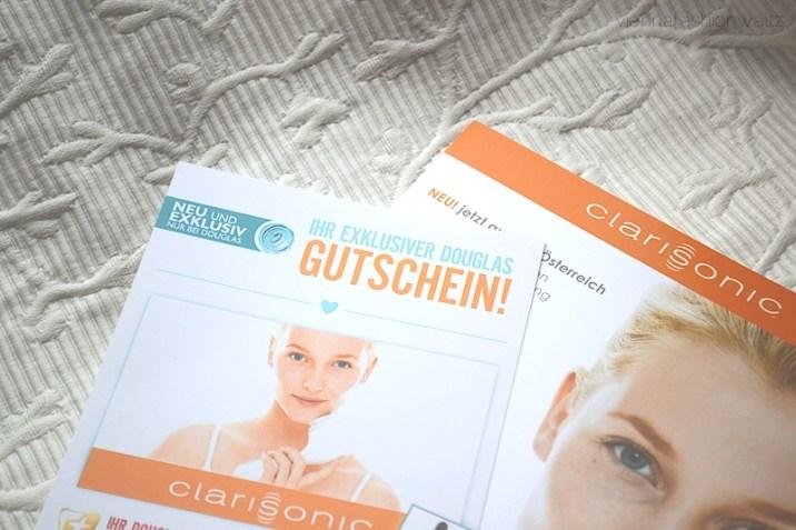 16 Beautesse Beauty Box douglas gutschein clarisonic