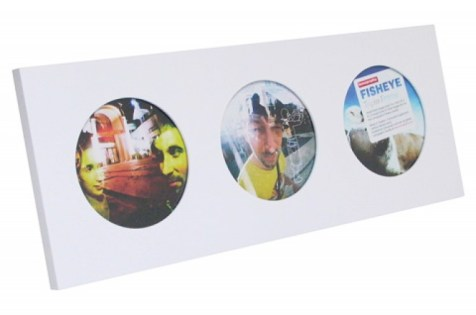 Fisheye Triple Frame € 12,60