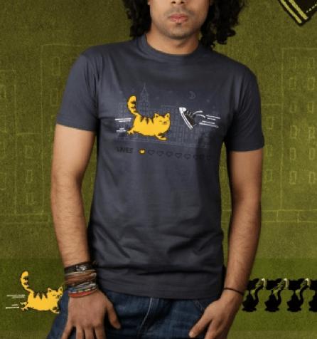T-Shirt von Likoli