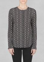Star print blouse € 55,00
