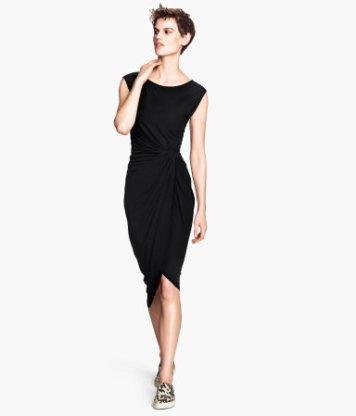 Drapiertes Kleid € 29,95_