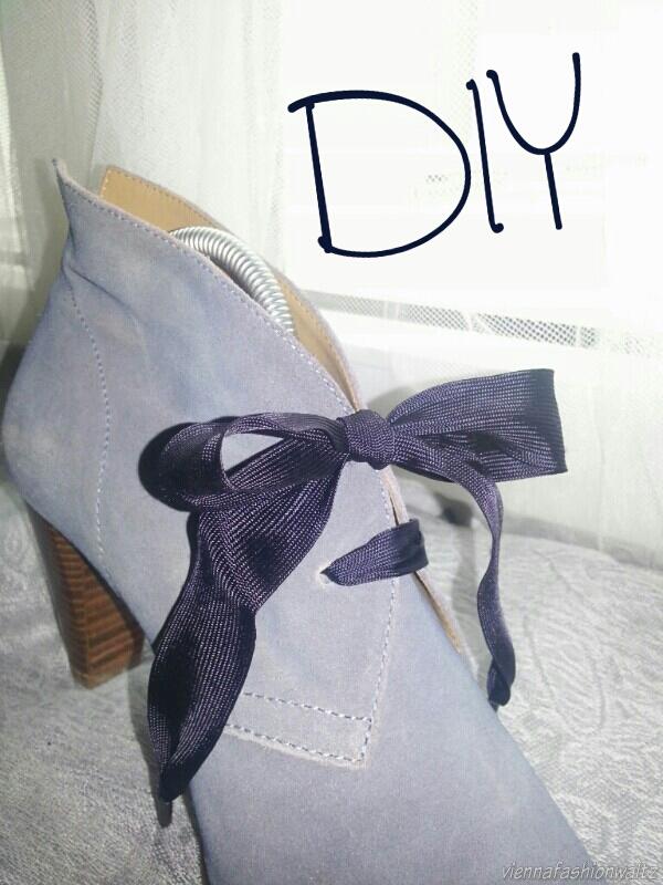 DIY Schuhband, Schubänder