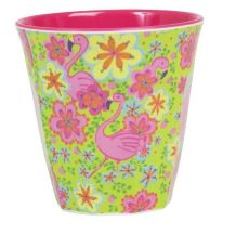 Melamin Becher von Lieblichkeiten http://www.lieblichkeiten.at/collections/melamin-becher/products/melamine-becher-flamingo
