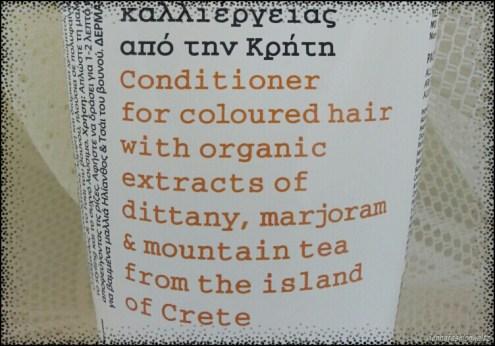 Sunflower and Mountain Tea for coloured hair