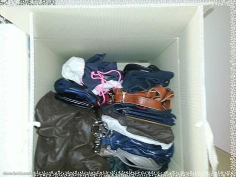 DIY Upcycling - Anbauregal für Kleiderkasten aus Pappschachteln!