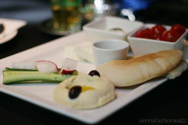 Orientalisches Frühstück, Frühstück im Cafe Ansari, www.viennafashionwaltz.com