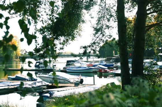 Wien Alte Donau