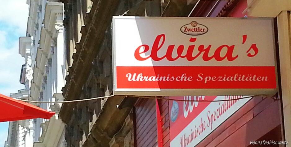 Gutes Restaurant in Wien: Elvira´s ukrainische Küche im 3. Bezirk