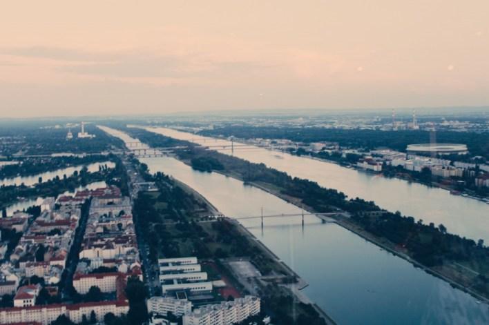 Über den Dächern von Wien: Aussicht mit Genuß
