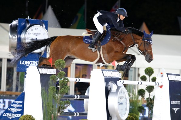 Longines Global Champions Tour_Jane Richard_2014