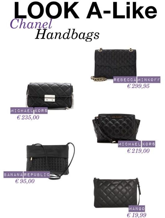 Fashiontrend 2014 Chanel 2 55 Der Klassiker Im Steppmuster Look