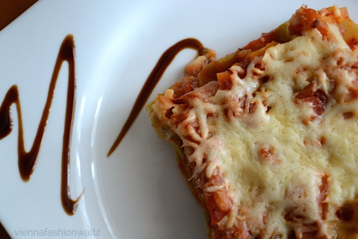 Kürbislasagne Essen Food Rezept - Blog Vienna Fashion Waltz 5