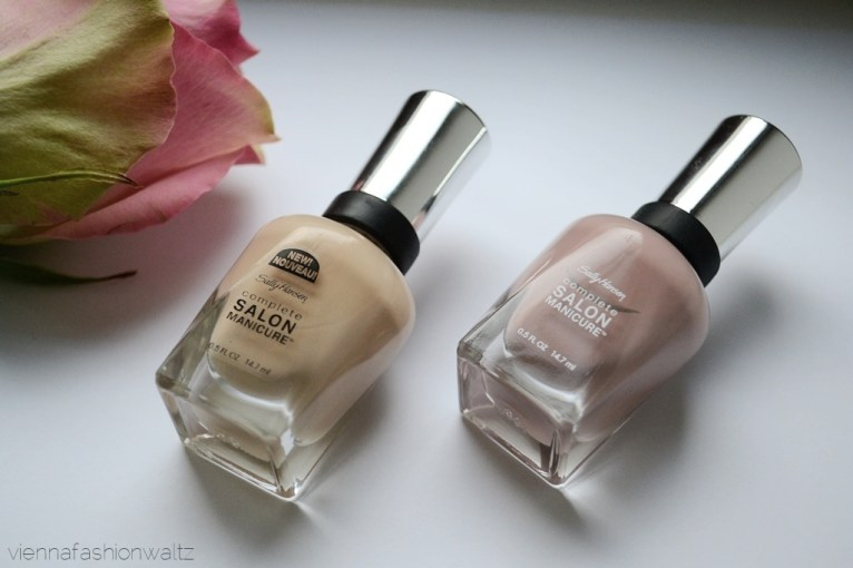Sally Hansen nagellack Gellack - Vienna Fashion Waltz Lifestyle DIY Fashion Food Blog 3