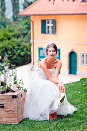 Steinecker Hochzeit Kollektion Hochzeitsmode Hochzeitskleider Wedding Dress Weddingdress - Vienna Fashion Waltz Blog 10