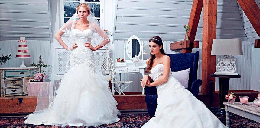 Steinecker Hochzeit Kollektion Hochzeitsmode Hochzeitskleider Wedding Dress Weddingdress - Vienna Fashion Waltz Blog 12
