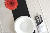 Tischdekoration Bestecktasche Serviette Weihnachten - Blog Vienna Fashion Waltz 4