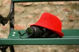 vienna fashion waltz blog - hut tut gut - hutlieblinge - roter Hut - red hat - hmshop h&m (6)