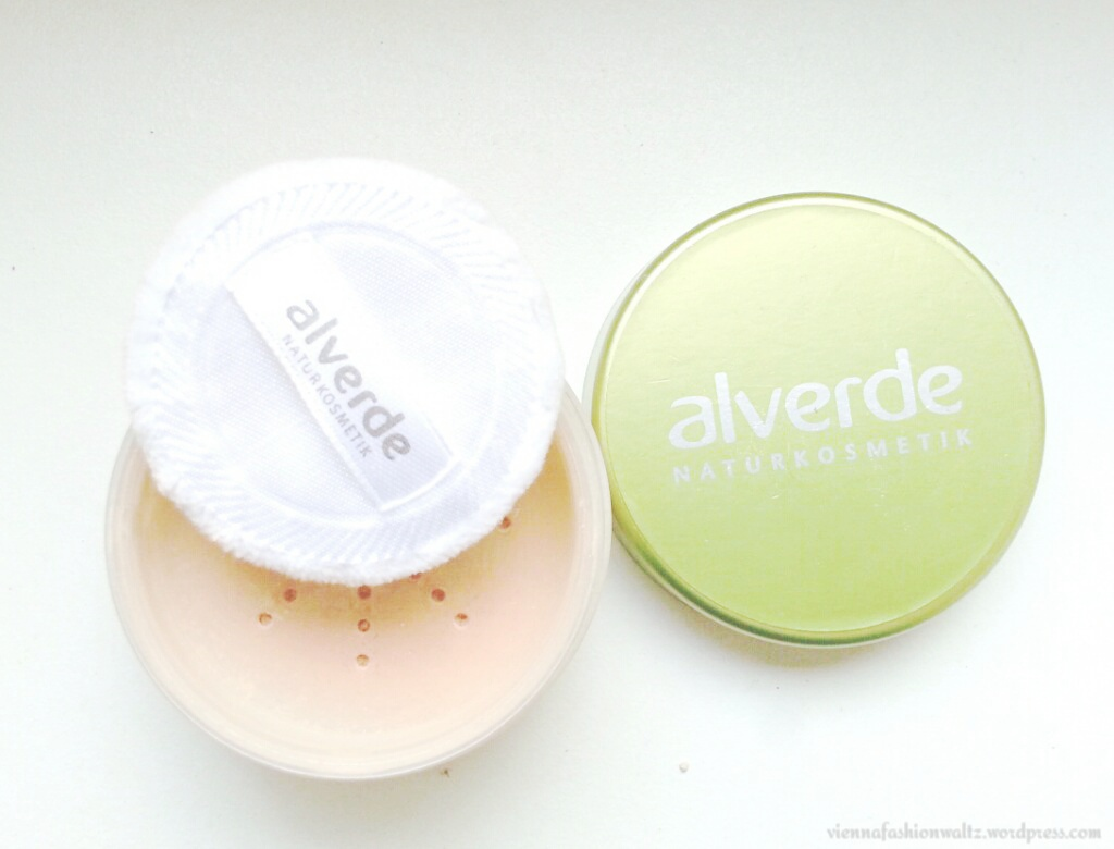 Alverde Mineral Powder