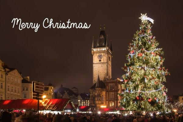 Merry Christmas Frohe Weihnachten Prag Christkindlmarkt Blog Vienna Fashion Waltz 2