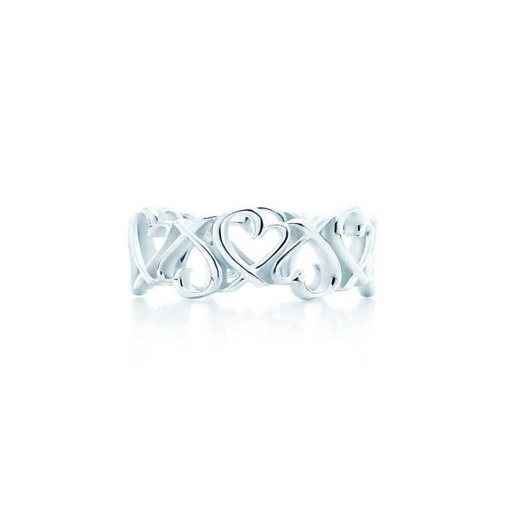 Tiffany Loving Heart Ring