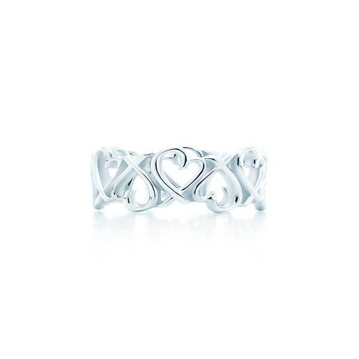 Tiffany Loving Heart Ring