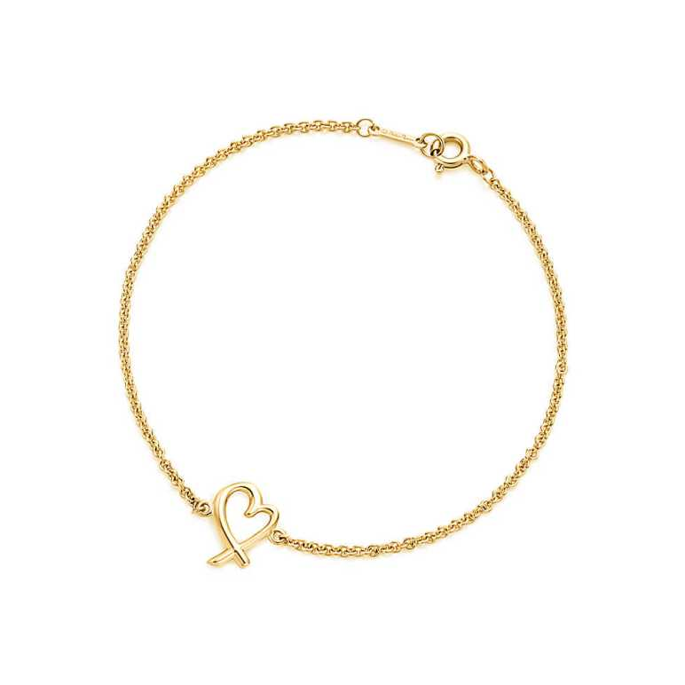 Tiffany Loving Heart Armband
