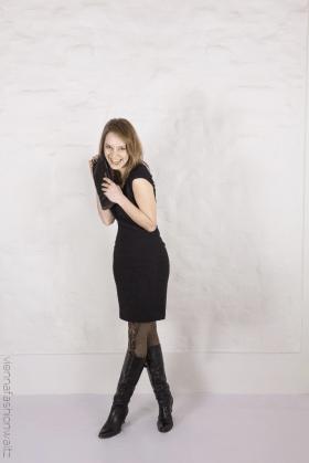 Valentinesday - Valentinstag - Kleines Schwarze - Etuikleid - Blog Vienna Fashion Waltz (6)