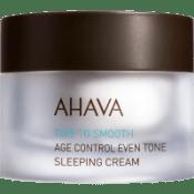 Ahava smooth-age-control-even-tone-sleeping-cream