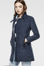G Star Minor Mis Slim Trench € 189,90 http://goo.gl/saq91t