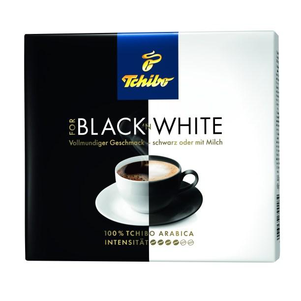 Tchibo FOR BLACK 'N WHITE_gemahlen