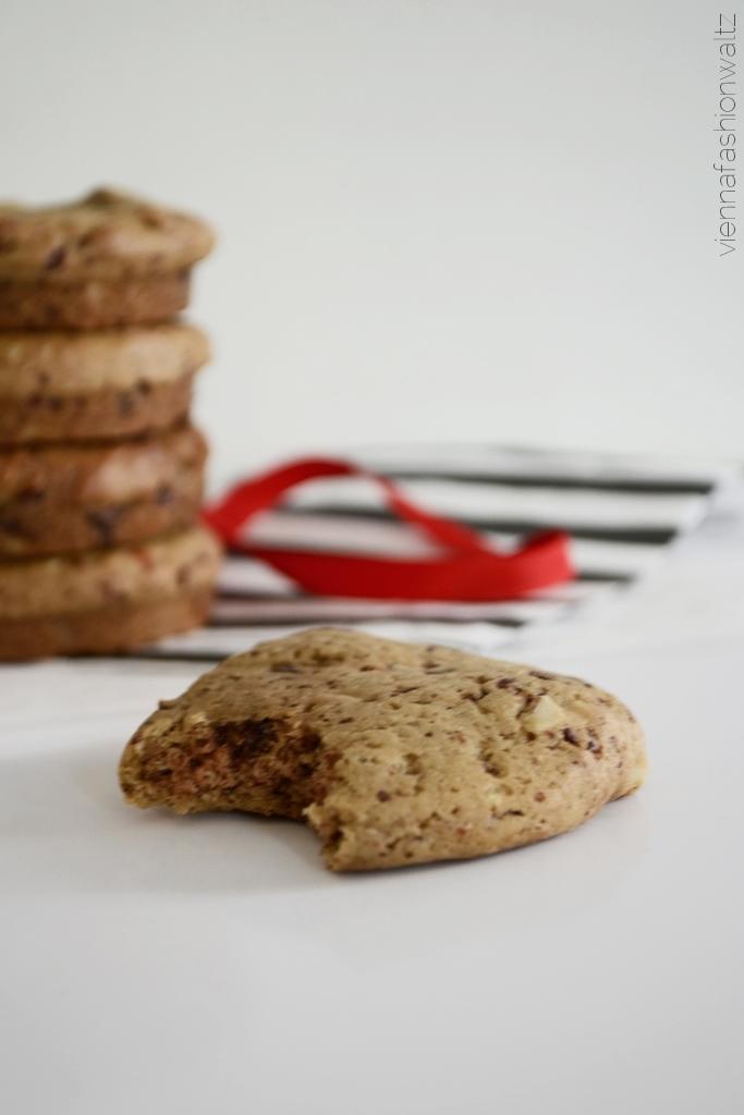 VEGAN CHOCOLATE CHIP COOKIES REZEPT | BACKEN, EINFACH & SCHNELL, LECKER, KÖSTLICH