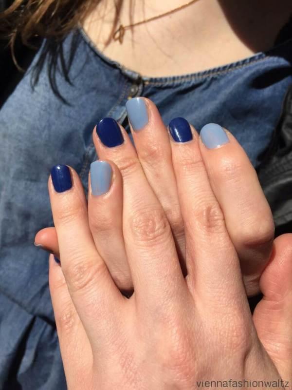 Nägel im Denim Style | Beauty Nails
