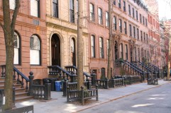 NYC Greenwich Village Carries House