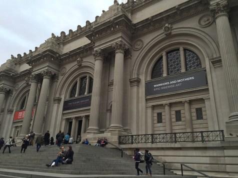 NYC Met Steps