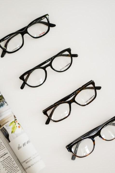 MisterSpex optische Brille Marjorie Fashionblog www.viennafashionwaltz.com Dolce und Gabanna (5)