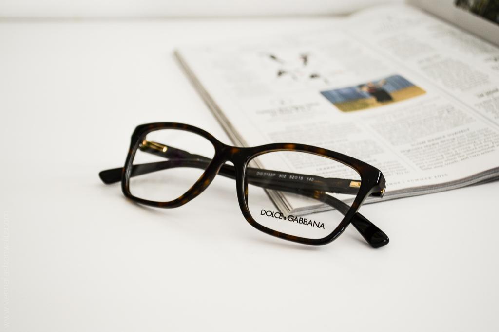 Charming MisterSpex Optische Brille Marjorie Fashionblog Www.viennafashionwaltz.com  Dolce Und Gabanna (9)