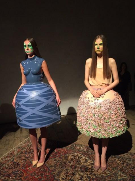 vienna fashion, Marina Hoermanseder, 2015