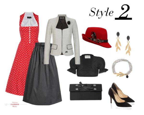 Wiener Wiesn Almdudlertrachtenpärchenball Dirndl 1 Dress 3 Styles Lifestyleblog Vienna Fashion Waltz 2