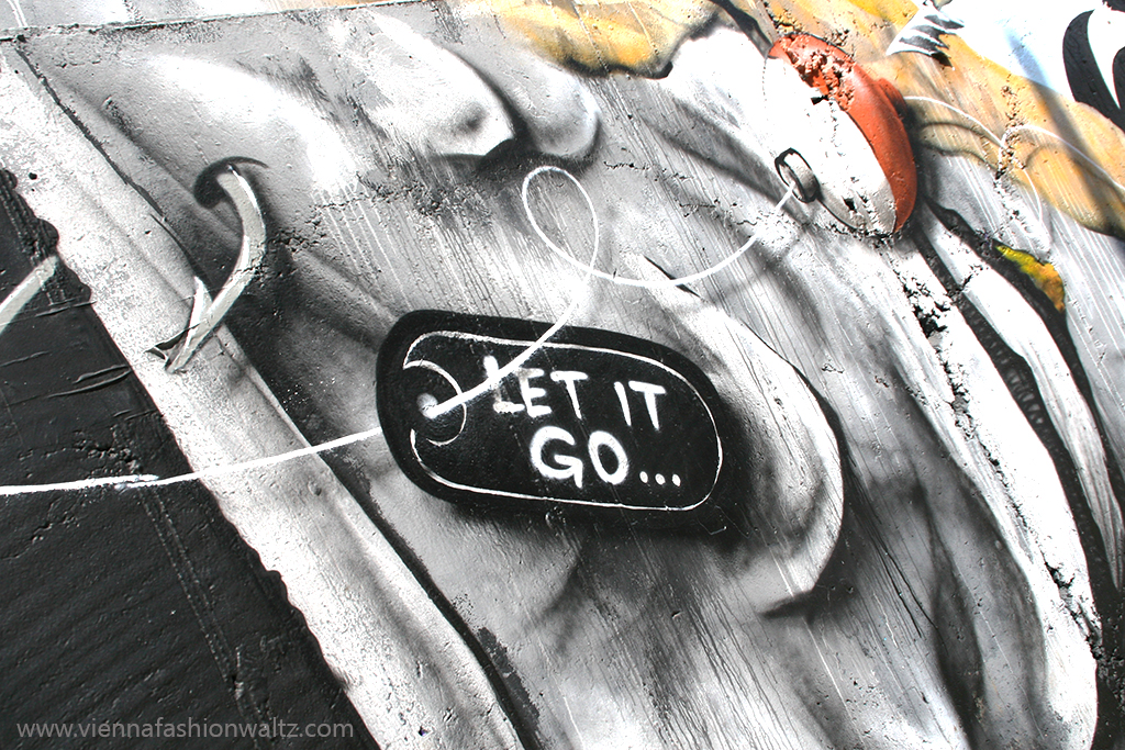 Street Art Brooklyn New York Let it Go