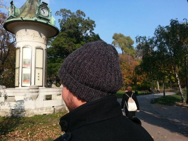 einfache Mütze stricken, kostenlose Anleitung