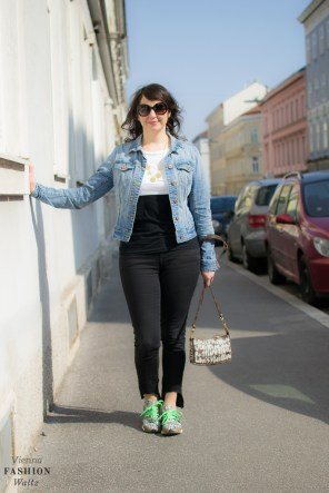 Sneaker Denim Fashionblog www.ViennaFashionWaltz.com Wien Österreich Austria (1 von 29)
