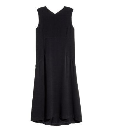 hmprod, Kleid mit cut outs im Rücken, Sale, h&m