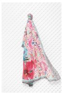 Desigual Schal Rectangle Eixample Muster sommer Fashionblog Outfit www.viennafashionhwaltz.com