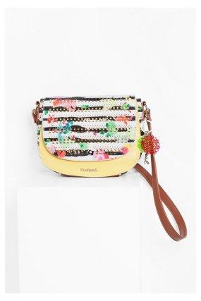 Fashionblog www.viennafashionwaltz.com Desigual Umhängetasche Bag Varsovia Marine